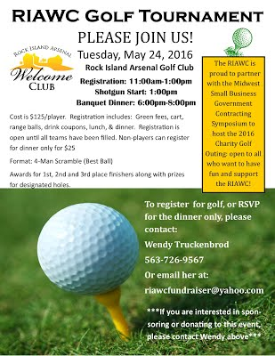 charity golf outing 2016