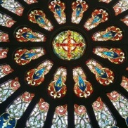 church-stainglass