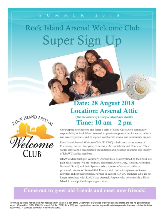 Super Sign Up 2018